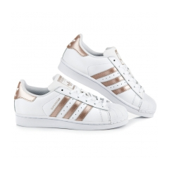 Biele tenisky ADIDAS - BA8169 2c5587adbeb