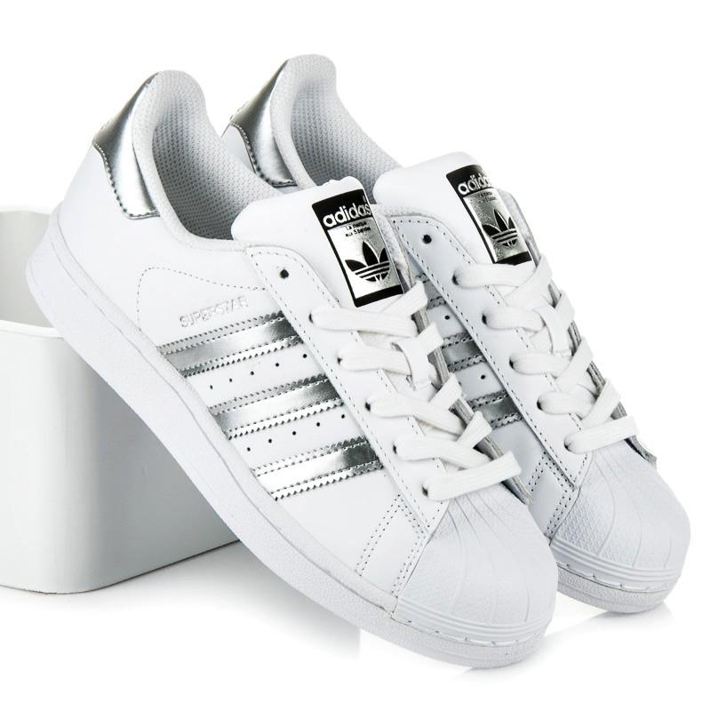 89fdc636954ec Biele dámske tenisky ADIDAS - AQ3091 | dawien.sk