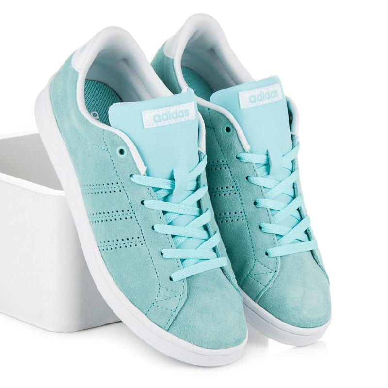 c3a964696d47 Veľmi štýlové modré dámske športové tenisky ADIDAS - AW3971
