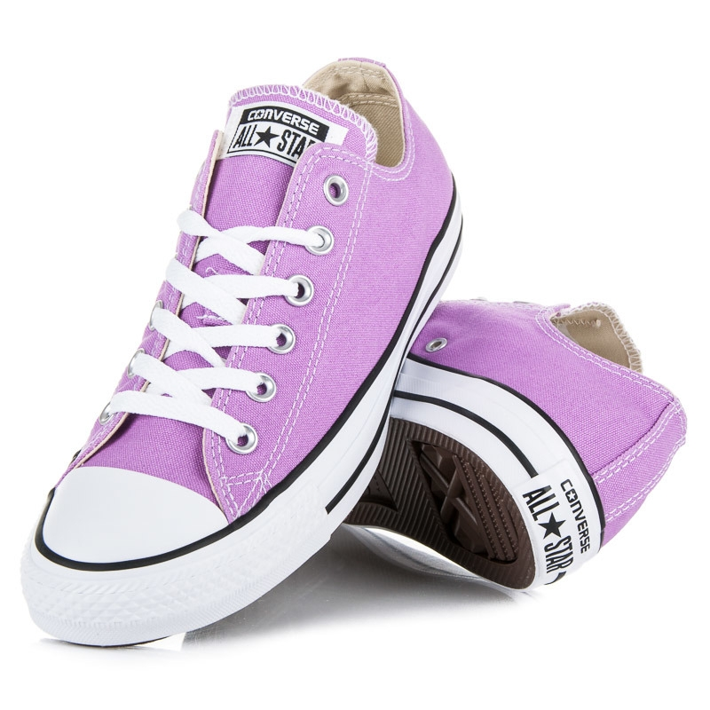 b72085d240 Fialové tenisky CONVERSE CHUCK TAYLOR ALL STAR SEASONAL COLOR - 155576