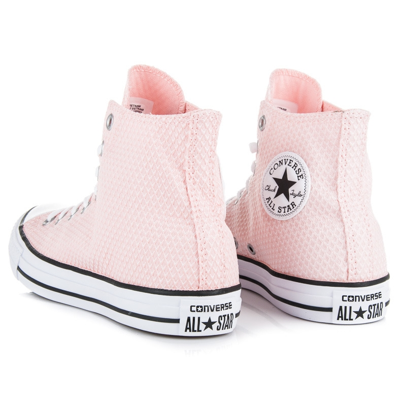 Ružové tenisky CONVERSE CHUCK TAYLOR ALL STAR SNAKE WOVEN - 555854 ... c7fae73b55b