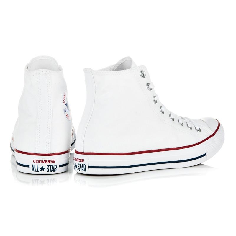 Dámske biele tenisky CONVERSE CHUCK TAYLOR ALL STAR CORE - M7650D ... f46d092ac2b