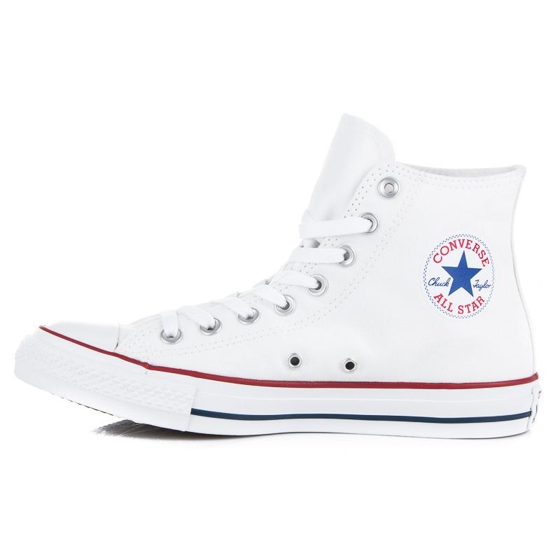 165237099 Dámske biele tenisky CONVERSE CHUCK TAYLOR ALL STAR CORE - M7650D ...