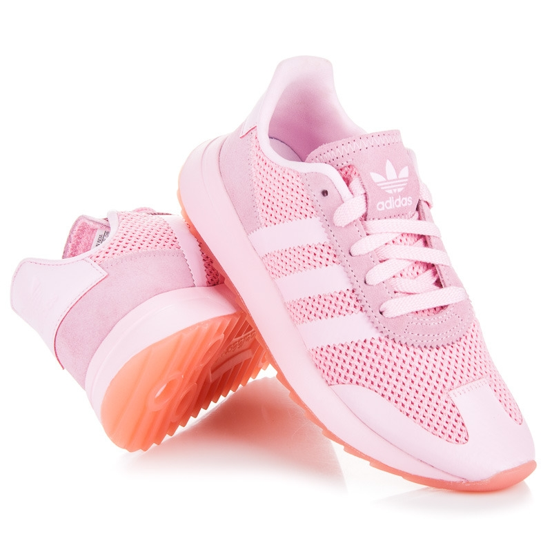 eb302c7fa1 Dámske ružové tenisky ADIDAS FLB W - BY9309