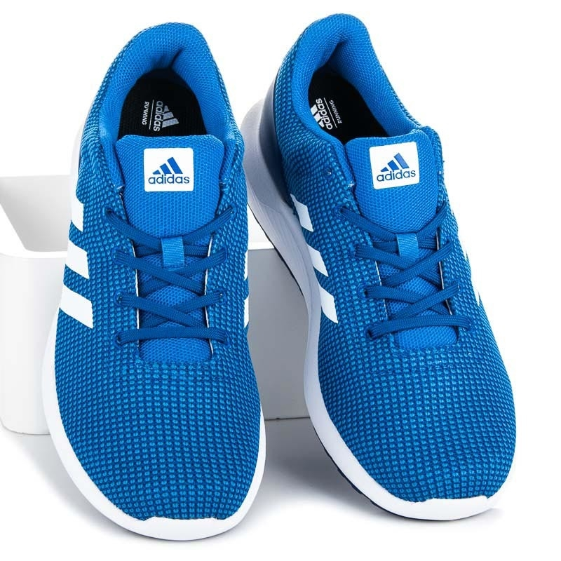 Pánske modré tenisky ADIDAS COSMIC M - BB3366  856d3fb016c