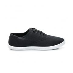 Dámske čierne textilné tenisky - BS504B / S1-114P