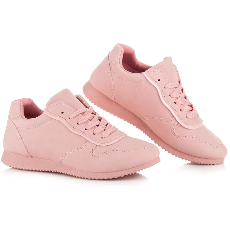 7d7d6fb6d8db Dámske ružové športové tenisky - NB135P