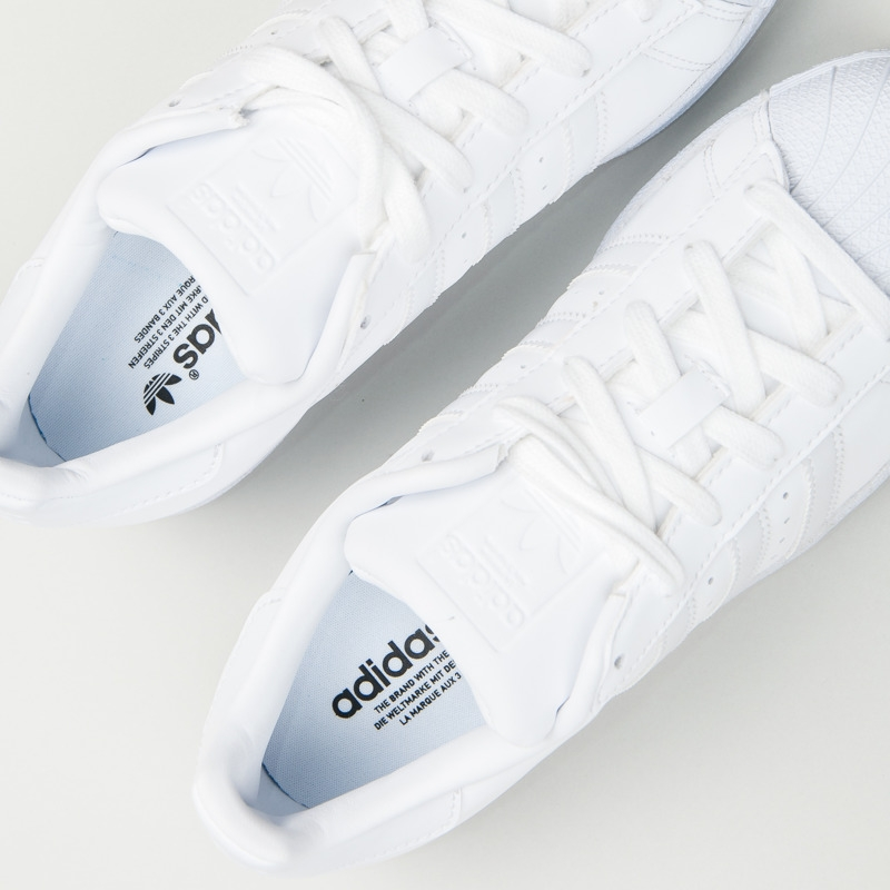 Dámske biele tenisky ADIDAS SUPERSTAR W BY9175 | dawien.sk