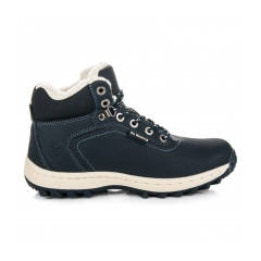 Pánske modré trekingové topánky - AP7445N