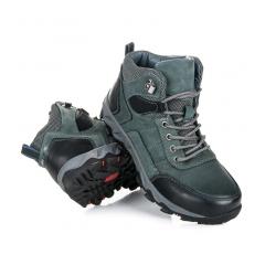 Pánske modré trekingové topánky - SD96-13N