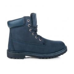 Pánske modré workery - 800-009BL