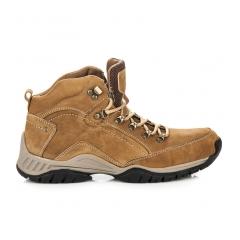 Pánske hnedé trekingové topánky - SB4588-4BR