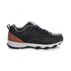 Pánske nízke trekingové topánky - A7181B/DK.BR
