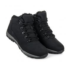 Dámske čierne trekingové topánky - FS300B