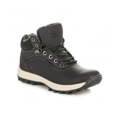Dámske šedé trekingové topánky - B6445DK.G