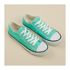0bf6cd4089735 Dámske zelené tenisky - YBK-1GR