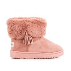 Dámske ružové snehule - FC229P