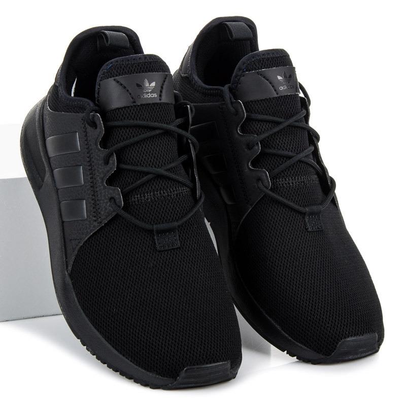 2c5ef800d Dámske čierne tenisky ADIDAS X_PLR J - BY9879 | dawien.sk