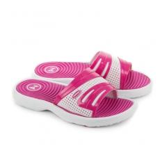 Dámske ružové bazénové šľapky - SNS16-5725P