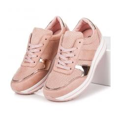 0dbbacb125 Dámske ružové tenisky na platforme - NB156PI
