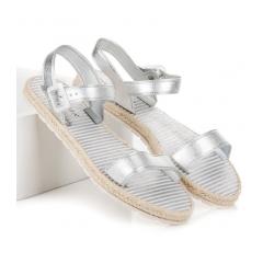 217623-damske-ploche-strieborne-sandale-s-prackou-oc16-10202s