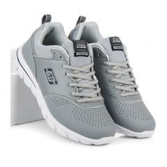 Pánske šedé tenisky - A8125LT.G