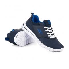 Pánske modré tenisky - A8125N