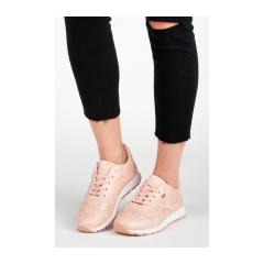 Dámske ružové tenisky - 905-16P