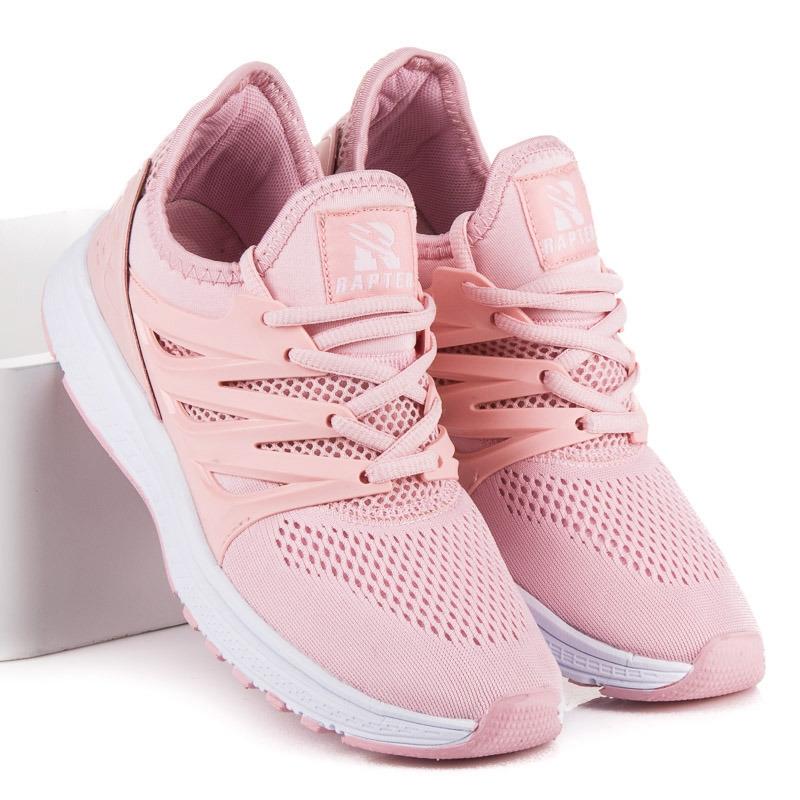 Dámske ružové športové tenisky - B826-20P  9e47e03e54a