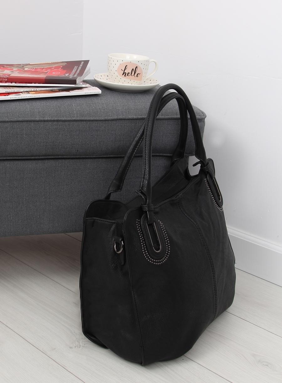 dd077c415 Klasická dámska čierna kabelka | dawien.sk