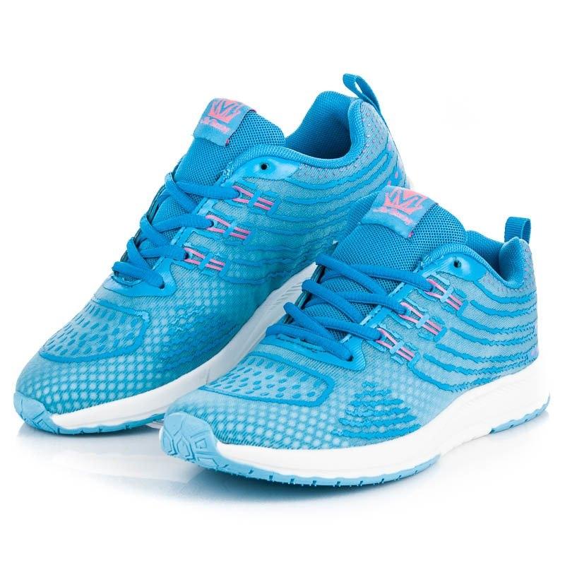 920a38d21212c Dámske modré bežecké tenisky - B8111BL | dawien.sk