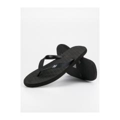 Pánske čierne žabky  - A8901B