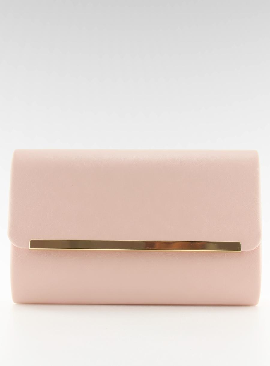82ae673b35 Dámska ružová listová kabelka