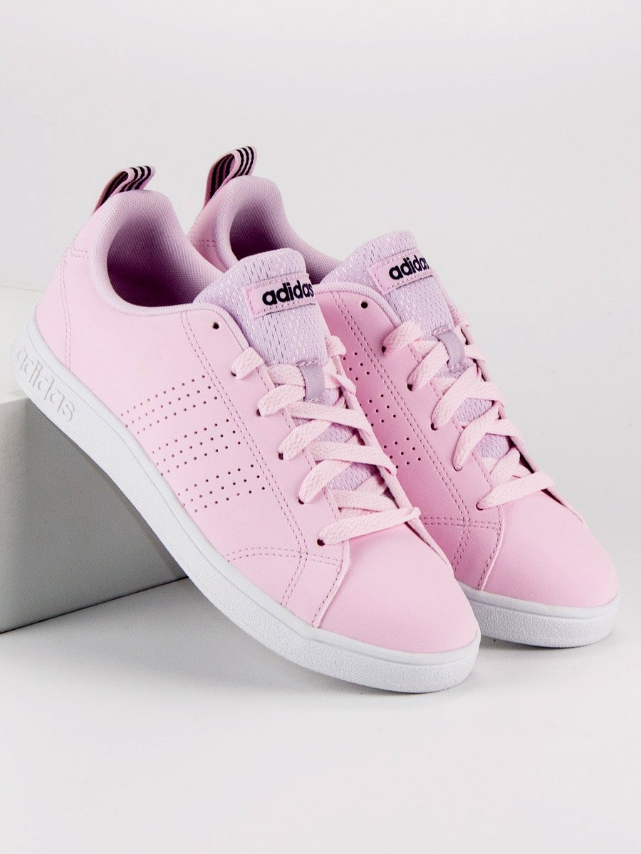 Dámske ružové tenisky ADIDAS VS ADVANTAGE CL W DB0845 - DB0845 ... 2d98a989c24
