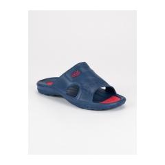 Pánske modré šľapky  - ITTM003N
