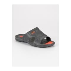 Pánske šedé šľapky  - ITTM003G