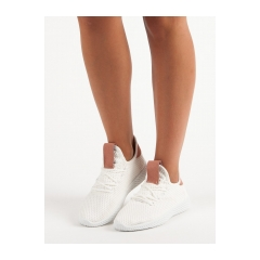 fab6eb81ac Dámske biele športové tenisky - RLA42W-P