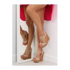 c899d334d760 Dámske béžové sandále - IR-213