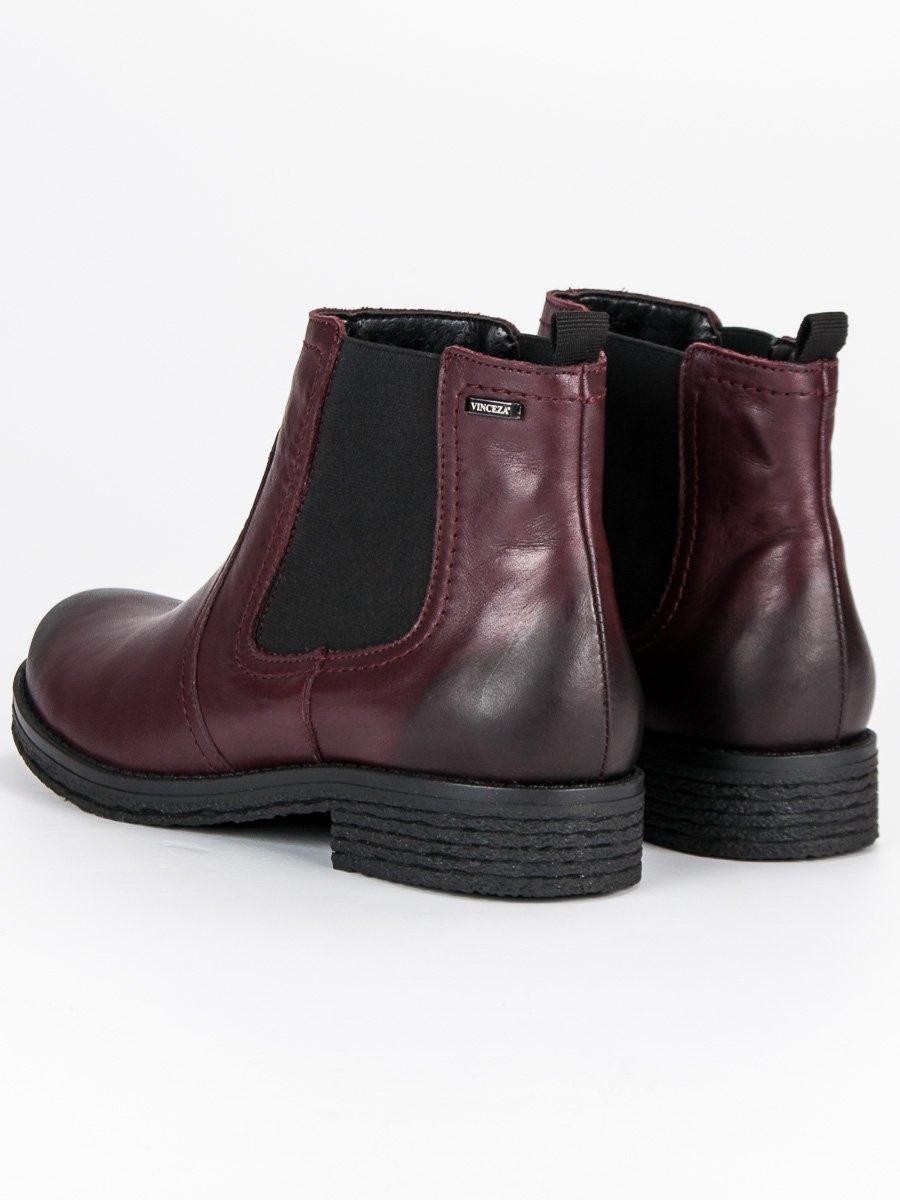 Dámske bordové členkové topánky - WZ1269 5R  40e04042824