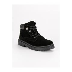 Pánske čierne workery  - 37205B