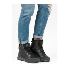 Dámske čierne trekingové topánky MCKEYLOR  - FT19-8636B