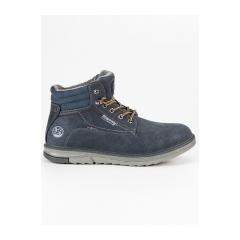 Pánske modré workery  - 708135N