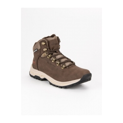 Pánske hnedé členkové topánky MCKEYLOR - WAL19-12620BR