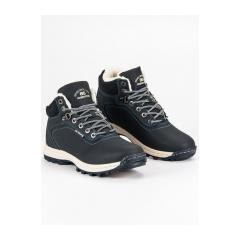 Pánske modré zateplené topánky  - A87445-1N