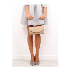 Dámska krémová béžová kabelka