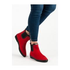 Dámske červené gumáky  - K1890102ROJO