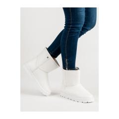 Dámske biele snehule  - NB137W
