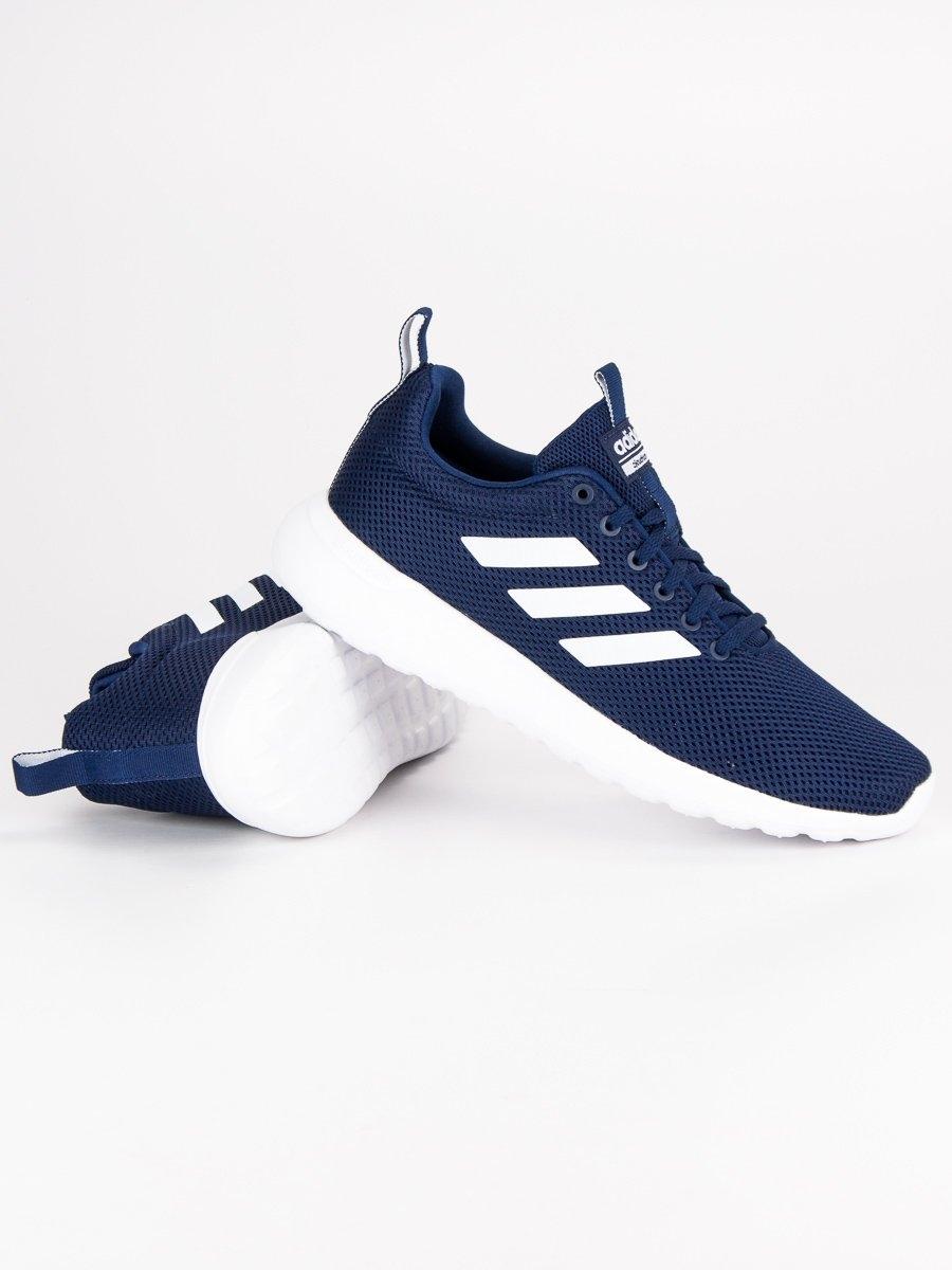 Pánske modré tenisky ADIDAS LITE RACER CLN B96566 - B96566  4fe9c476966