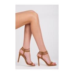 f152e6928eea Dámske hnedé sandále - 5H5642C