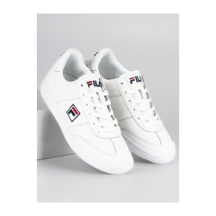 Pánske biele tenisky FILA PORTLAND L. LOW - 1010504W